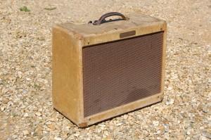 Mark's 1959 Fender Tweed Deluxe